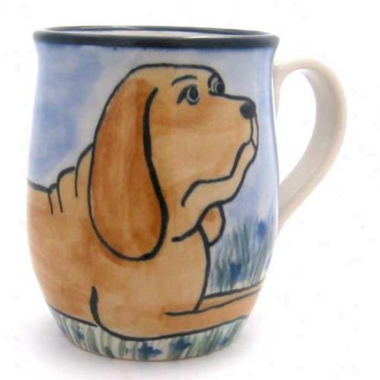 Deluxe Bloodhound Mug