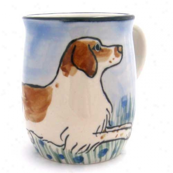 Deluxe Brittany Mug