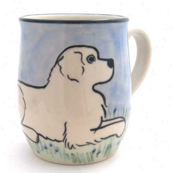 Deluxe Great Pyrenees Mug