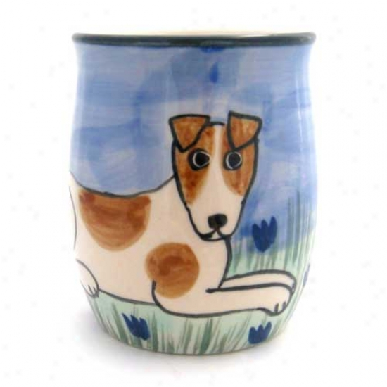 Deluxe Parson Russell Terrier Mug