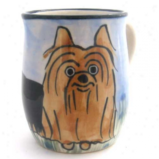 Deluxe Yorkshire Terrier Mug