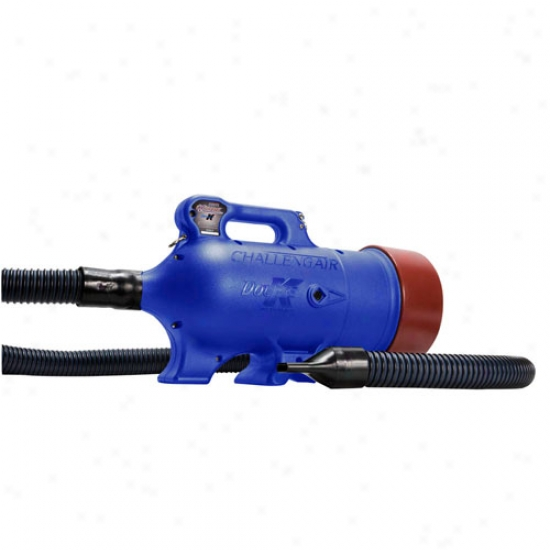 Double K Extreme Vqriable Speed Dryer Bleu