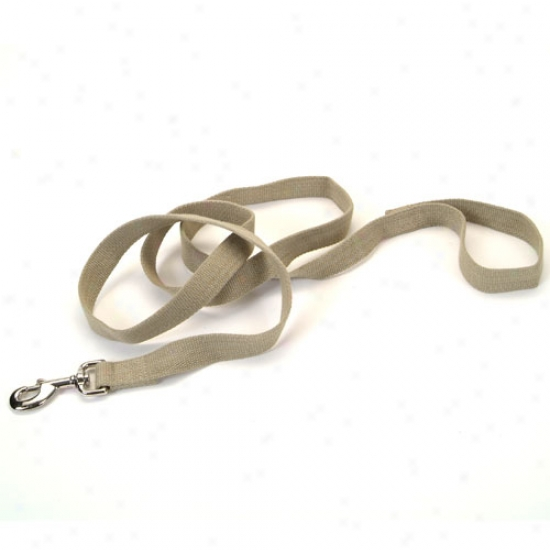 Earth Soy Dog Lead 5/8inch X 6Infantry Olive
