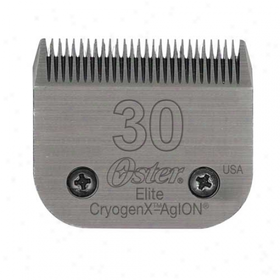Elite Cryogenx 30 Blade By Oster