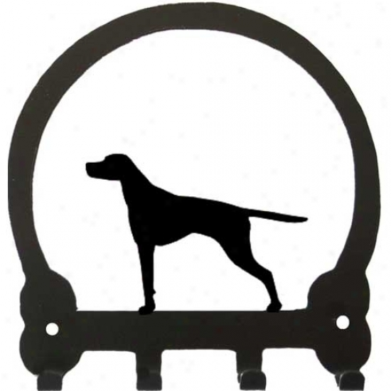 English Pointer Key Rack By Sweeney Ridge