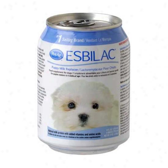 Esbilac Liquid 8oz For Puppies