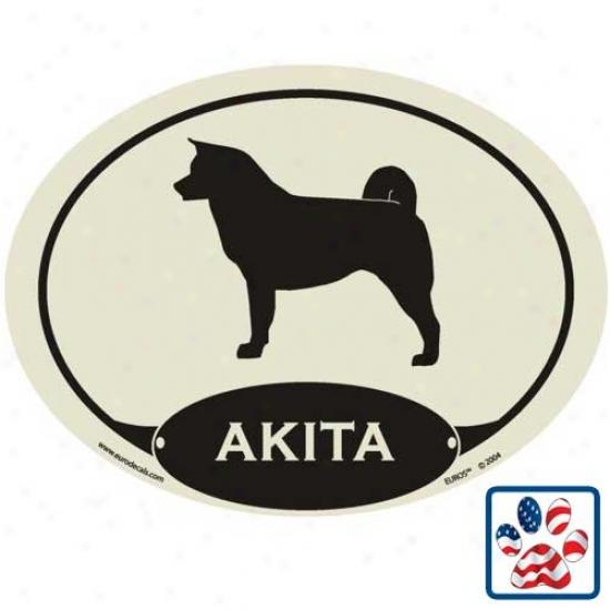 European Style Akita Auto Decwl