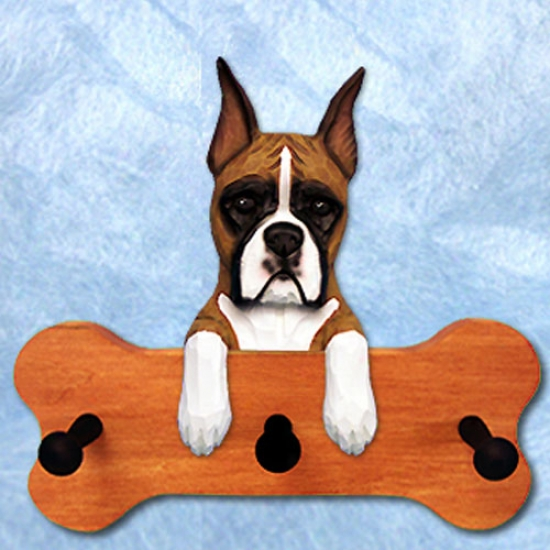 Fawn Boxer Bone Hang Up Maple Finish