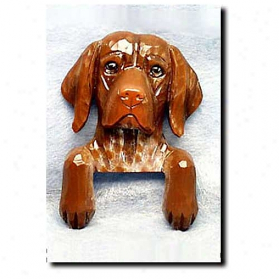 German Shorthaired Pointer Door Toppper