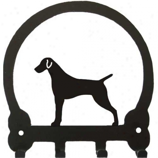 German Shorthaired Pointer Key Rack By Sweeeny Ridge