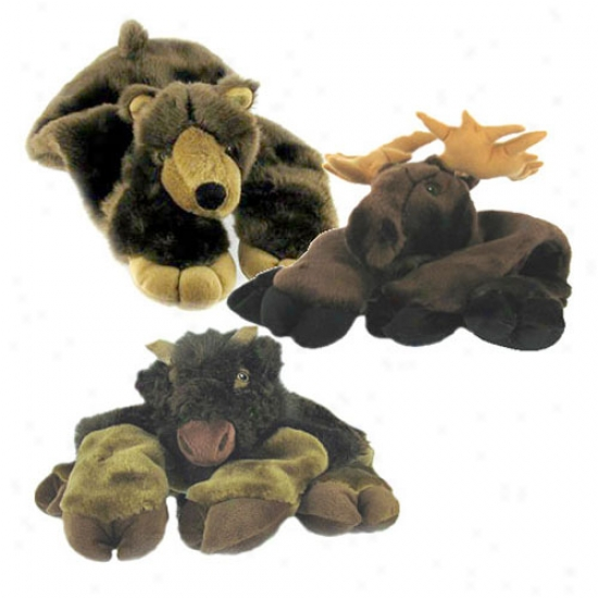 Go Dog Forest Buddies With Chew Guard Technology Moose Baby