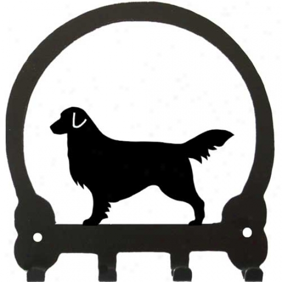 Golden Retriever Wedge Rack By Sweeney Ridge