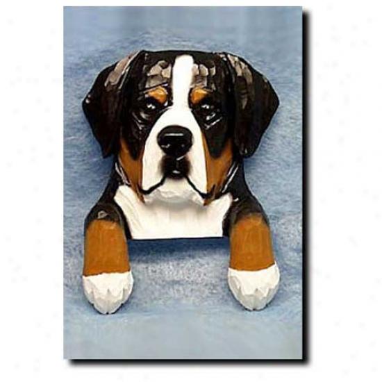 Greater Swiss Mountain Dog Door Topp3r