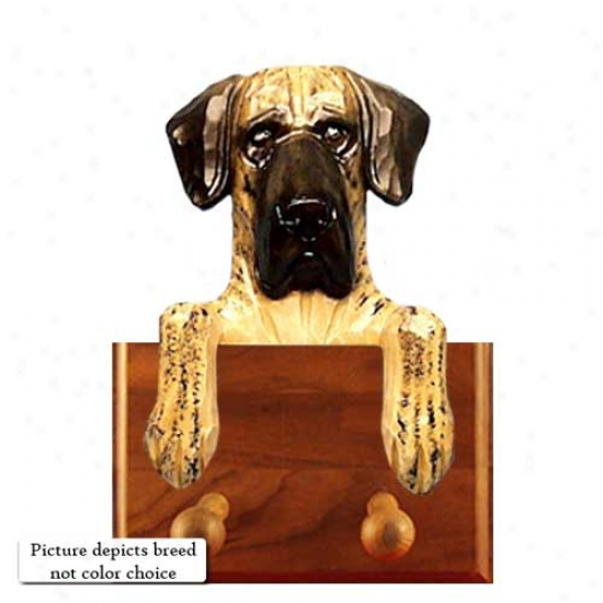 Harlequin Regular Great Dane Leash Holder