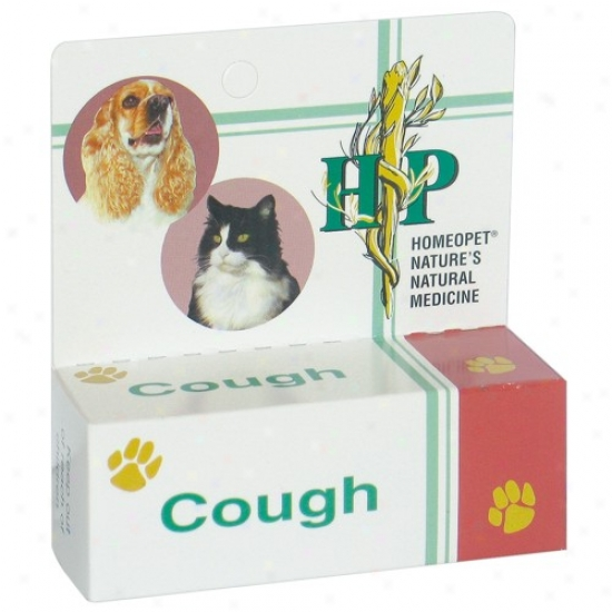 Homeopet Cough, 15ml Bottle