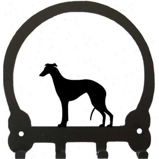 Italian Greyhound Key Rack From Sweeney Ridge