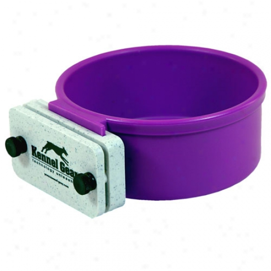 Kenhel Gear Bowl With Locking System - Purple