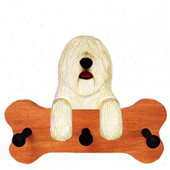 Komondor Bone Hang Up Maple Finish
