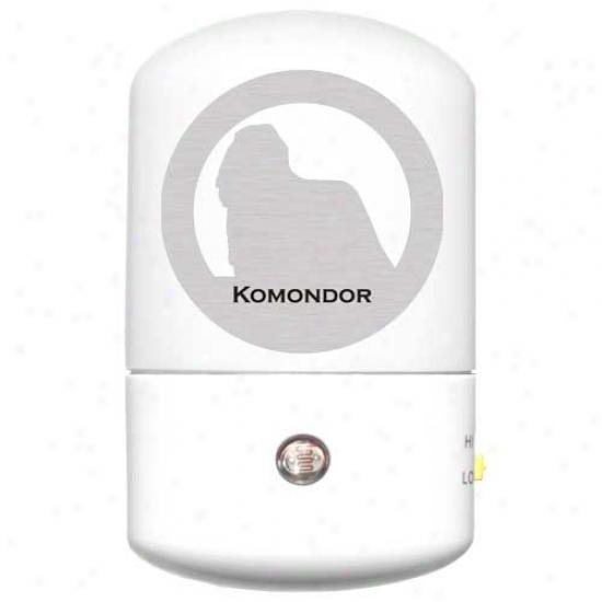 Komondor Led Night Light