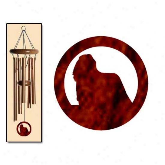 Komondor Wind hCimes Mean Bronze