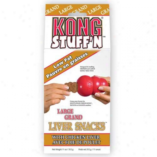 Kong Liver Snacks 11oz