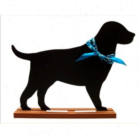 Labrado Retriever Blackboard - Table  Pattern