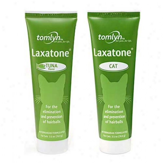Laxatone Hairball Treatment-tuna Flavor