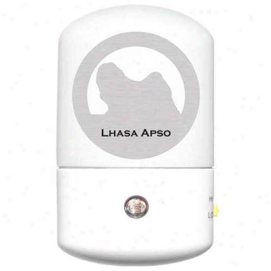 Lhassa Apso Led Night Light