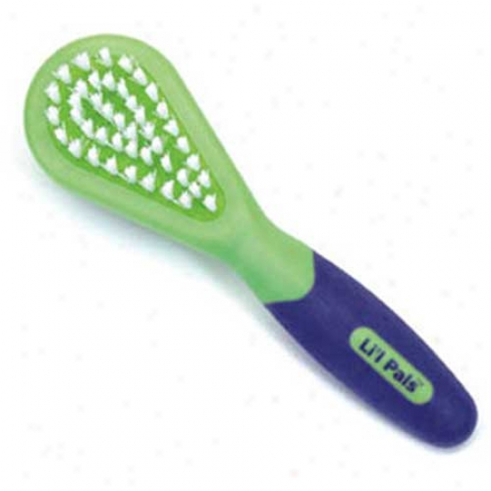Lil Pals Bristle Brush For Little Dogs