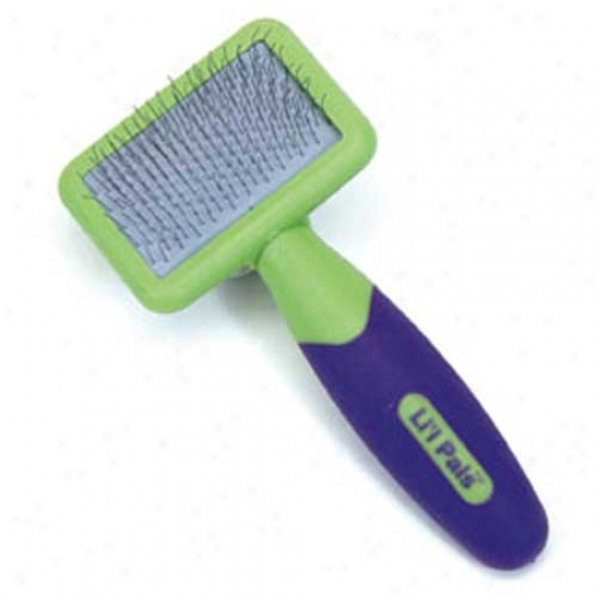Lil Pals Slicker Brush For Little Dogs