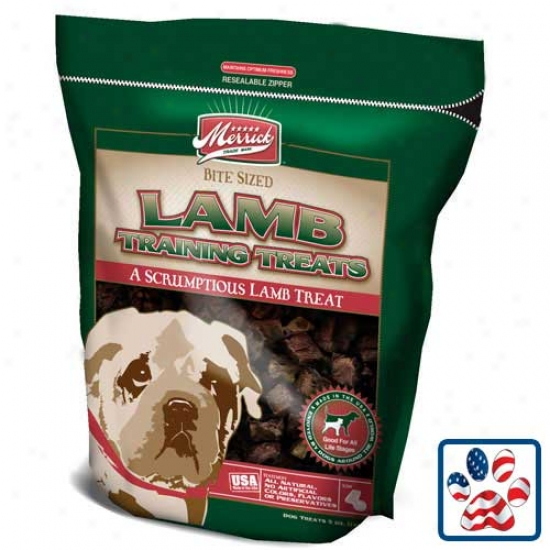 Merrick Lamb Filet Dog Treats 8oz