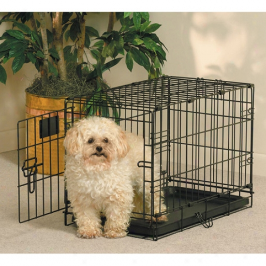 Midwest Life Stages Dog Crate 1636-front Door