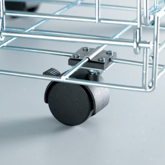 Midwest Unviersal Crate Casters - 2 Pack