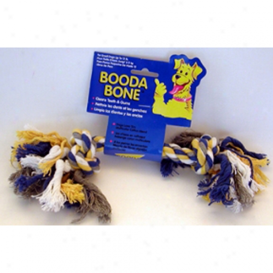 Multi-color Cotton Bone - Small (6 Inches)