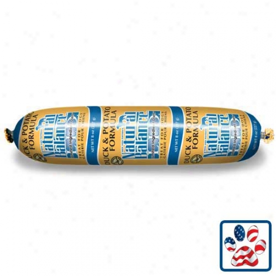 Natural Balance Duck And Potato Treat Roll 8oz