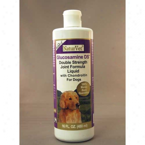 Naturvet Glucosanine Ds With Chondroitin 16oz Liquid
