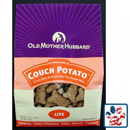 Old Mother Hubbard Mothers Solutions Low Fat Dov Biscuits Small 3lb