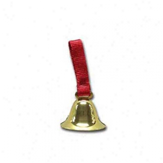 Omni Pet Long Distance Bell Small Highly Polished Brass