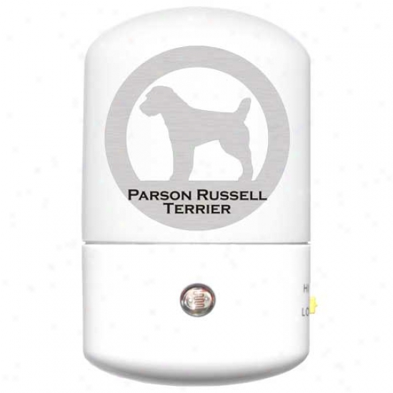 Parson Russell Terrier Led Night Light