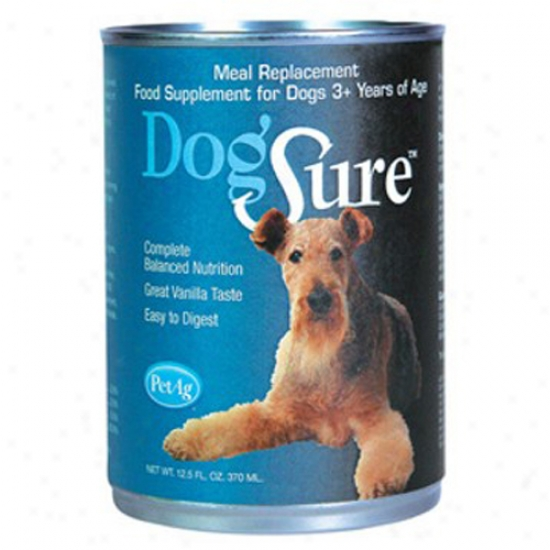 Petag Dogsure Senikr Dog Supply 11oz