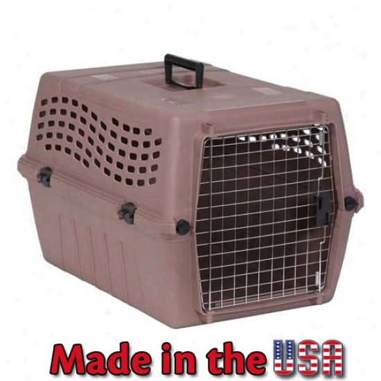 Petmate Deluxe Vari Kennel Jr Large