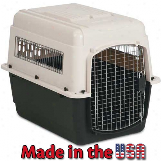 Petmate Vari Kennel Ultra 300 - Intervening Fashion Color