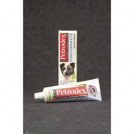 Petrodex Toothpaste (poultry-flavored) 6.2 Oz