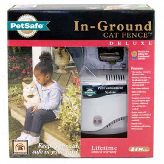 Petzafe Deluxe In-ground Cat Shuffle (pig00-11007)