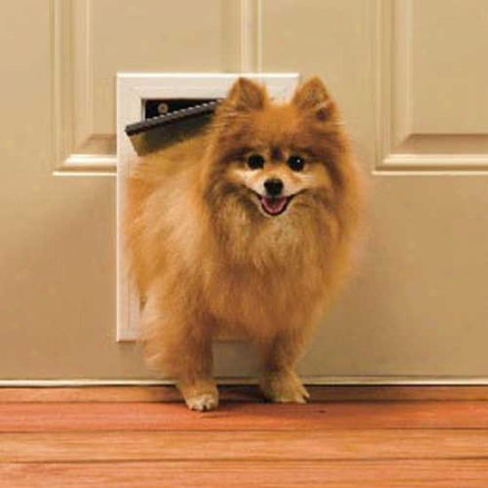 Petsafe Freedom Aluminum Fondle Door Small