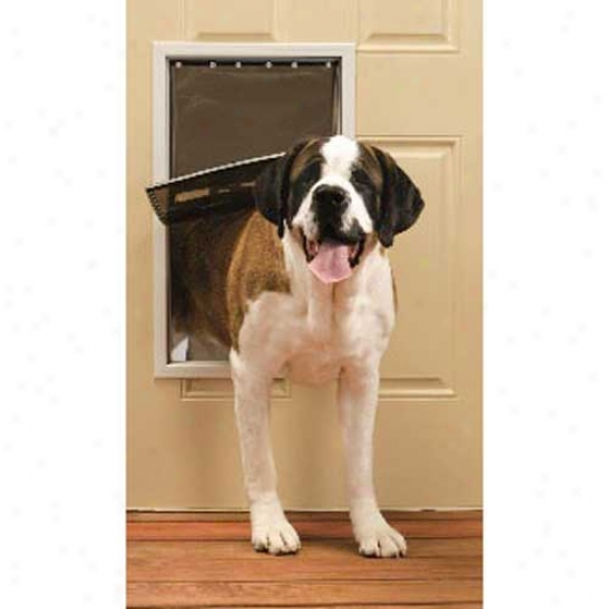 Petsafe Familiarity Aluminum Pet Door X-large