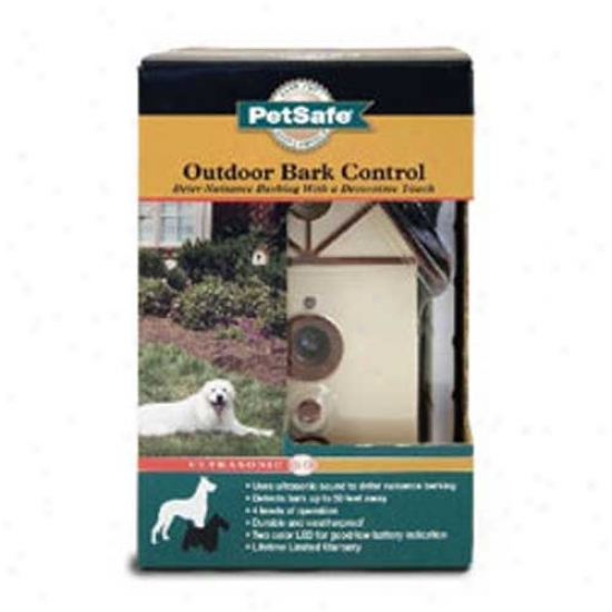 Petsafe Outddoor Ultrasonic Bark Control System