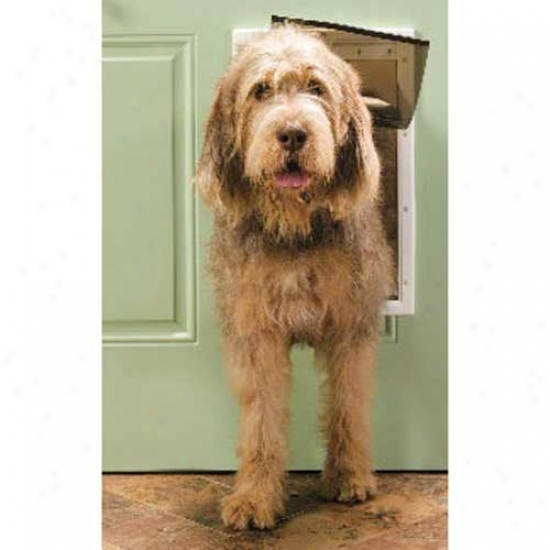 Petsafe Plastic Pet Door Comprehensive