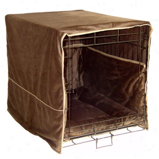 Plush Cratewear 3pc Set For 19-inch Crates-coco