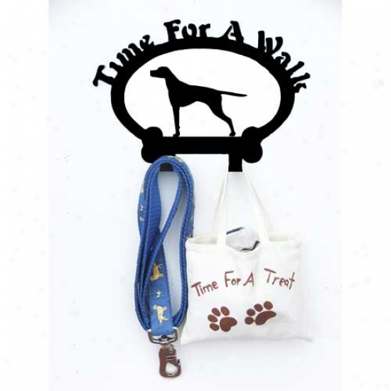 Pointer Leash Holder